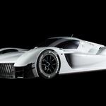 Toyotin koncept, ki premore kar 1.000 'konjev'! (foto: Toyota)
