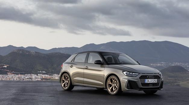 Audi A1 po novem le še kot Sportback s petimi vrati (foto: Audi)