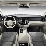 Volvo V60 je nadaljevanje uspešne zgodbe, ki jo je začel Volvo XC90 (foto: Volvo)