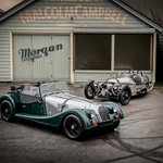 Zgodovina avtomobilskih znamk: Morgan – avtomobilski časovni stroj (foto: Morgan)