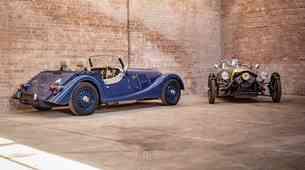 Zgodovina avtomobilskih znamk: Morgan – avtomobilski časovni stroj