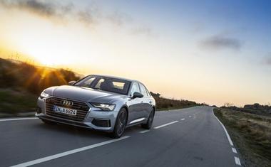 Novi Audi A6 je že peta generacija šestice