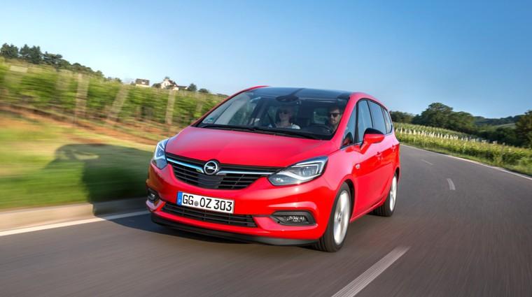Strah je odveč, Opel Zafira ostaja v proizvodnji (foto: Opel)