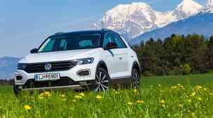 Kratki test: Volkswagen T-Roc Style 1.0 TSI