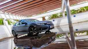 Kratki test: Honda Civic Grand 1.5 VTEC Turbo CVT