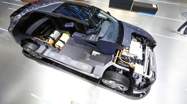 Hyundai in Audi bosta sodelovala pri razvoju tehnologije gorivnih celic (foto: Hyundai)