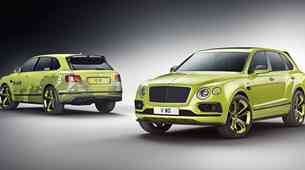 Bentley Pikes Peak Bentayga v počastitev novega rekorda na slavni dirki