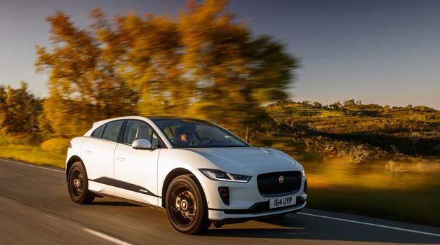 Jaguar in Land Rover pred 15-milijardno investicijo v razvoj električnih atomobilov (foto: Jaguar)