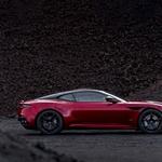 Aston Martin z DBS Superleggero napovedal boj Ferrariju 812 (foto: Aston Martin)