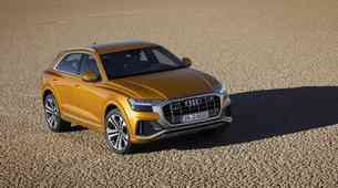 Audi Q8 je komaj prišel, a kaže, da kmalu ne bo več zastavonoša