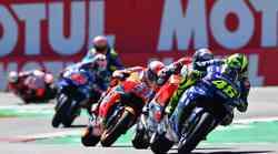 Dirka motoGP na Japonskem odpovedana