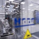 """Hidria odprla novo proizvodno linijo za """"čiste"""" dizelske tehnologije (foto: Robert Zabukovec)"""