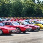 Ferrari praznuje 50. obletnico Dina (foto: Ferrari)