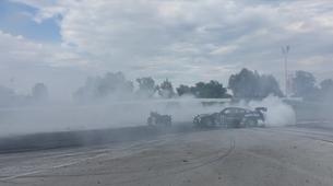 AM interno #40: v oblaku dima in zakurjenih gum