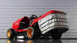 Dirkalna kosilnica z agregatom iz Honde CBR1000RR Fireblade SP se vrača zlobnejša, glasnejša in hitrejša