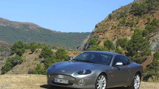 Zgodovina: Aston Martin in stoletje likvidacij (foto: Aston Martin)