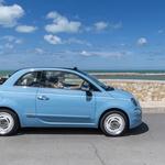 Fiat 500 Spiaggina '58 obuja spomine na model Jolly (foto: Fiat)