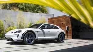 Porsche Cross Turismo prihaja čez tri leta