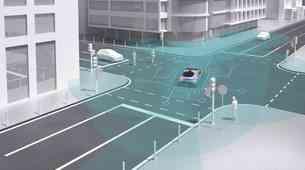 Mercedes-Benz in Bosch skupaj k projektu razvoja avtonomnega taksija