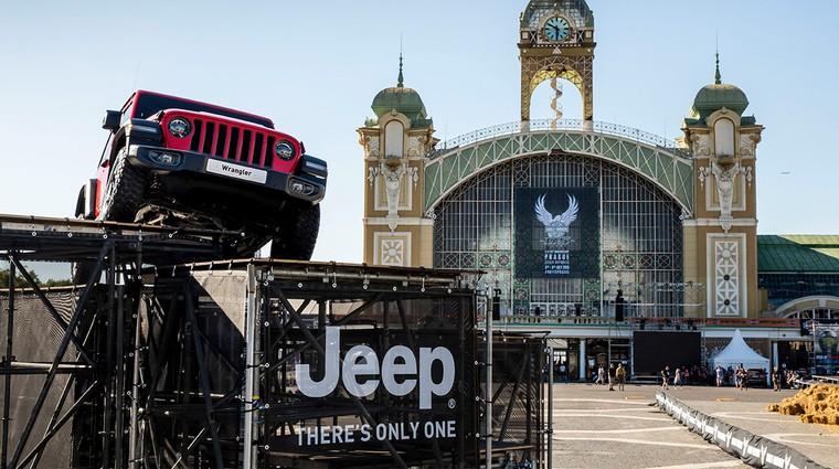 Jeep je praznoval 115 let Harley-Davidsona (foto: Jeep)