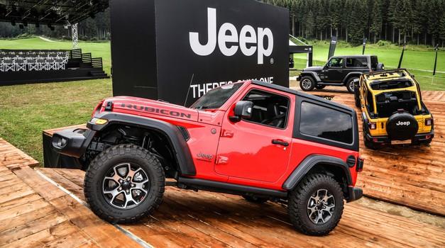 Jutri se na Štajerskem začne Camp Jeep 2018 (foto: Jeep)