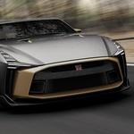 Kaj se zgodi, če se Nissana GT-R lotijo pri Italdesignu? (foto: Nissan)