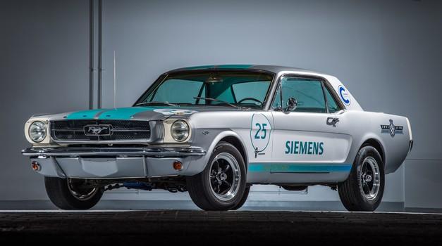 Festival hitrosti v Goodwoodu bo gostil prvi avtonomni avtomobil za gorsko dirko (foto: Siemens)