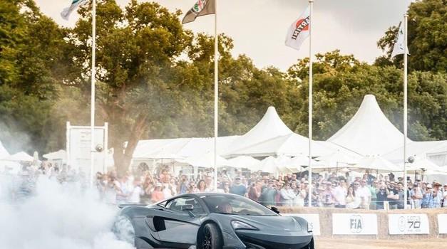 McLaren bo do leta 2025 predstavil kar 18 novih modelov (foto: Newspress)