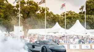 McLaren bo do leta 2025 predstavil kar 18 novih modelov
