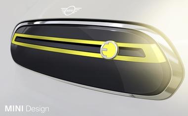 Mini z dizajnerskimi skicami napoveduje svoj prvi pravi električni avtomobil