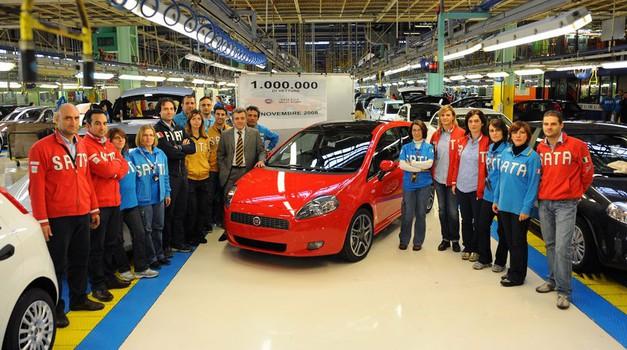 Fiatovi delavci proti prestopu Cristiana Ronalda v Torino (foto: FCA)
