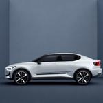 Naslednji Polestar, model 2, prihaja leta 2019 (foto: Volvo)