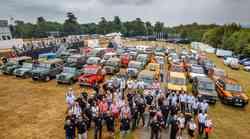 Land Rover je v Goodwoodu z veliko parado proslavil svojo 70-letnico