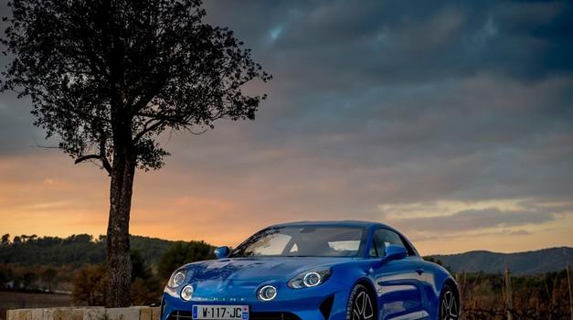 Alpine povečuje proizvodnjo modela A110 (foto: Renault)