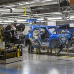 Nissan je v Angliji izdelal milijon Jukov (foto: Nissan)