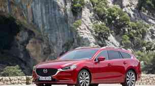 Mazda6 dobiva pomlajeno podobo