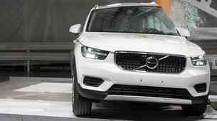 Volvo in Ford skupaj med najbolj varnimi avtomobili ta trenutek