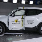 Volvo in Ford skupaj med najbolj varnimi avtomobili ta trenutek (foto: Euro NCAP)