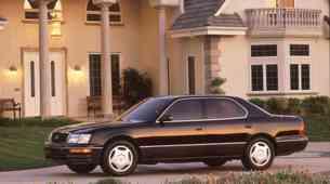Zgodovina: Lexus - zastavonoša številka ena