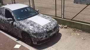 Vohunske fotografije prihajajočega BMW-ja serije 3: bolj aerodinamičen in s trivaljnim motorjem
