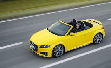 Audi TT je za 20. rojstni dan doživel pomladitev