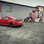 Audi TT je za 20. rojstni dan doživel pomladitev (foto: Audi)