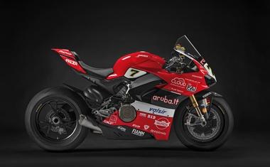 12 unikatnih Ducatijev V4 Panigale z dirke WDW bo šlo na dražbo