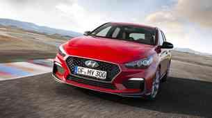 Hyundai i30 N-line cilja na širok krog (novih) Hyundaijevih kupcev