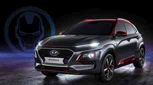 Hyundai Kona za jeklenega moža