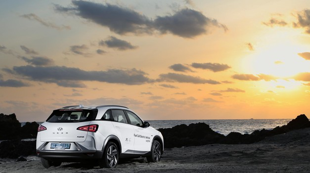 Je Hyundai Nexo res vsakdanje uporaben avtomobil? (foto: Hyundai)