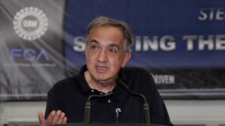 Sergio Marchionne zaradi zdravstvenih težav ni več generalni direktor FCA (foto: FCA)