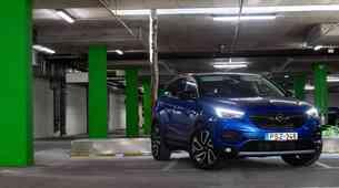 Kratki test: Opel Grandland X 2.0 CDTI Ultimate
