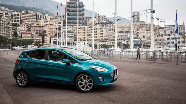 Podaljšani test: Ford Fiesta 1.0 EcoBoost 74 kW Titanium - Z odliko! (foto: Uroš Modlic)