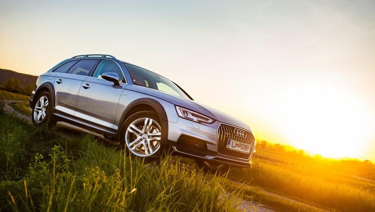 Kratki test: Audi A4 Allroad 2.0 TDI Quattro